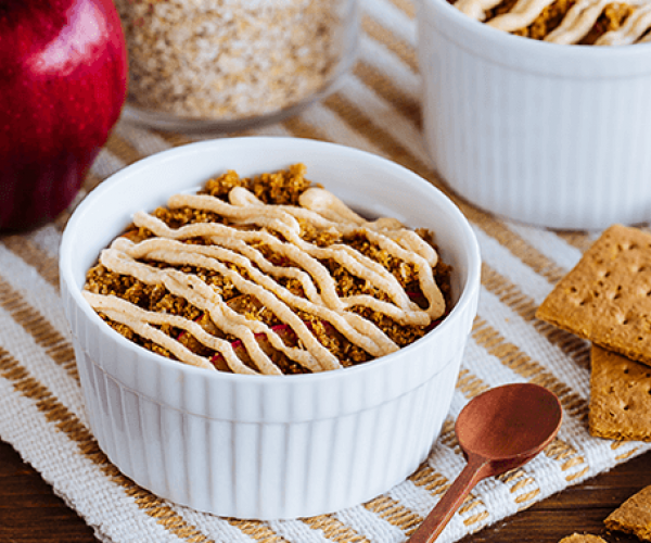 Lovable Apple Crumble