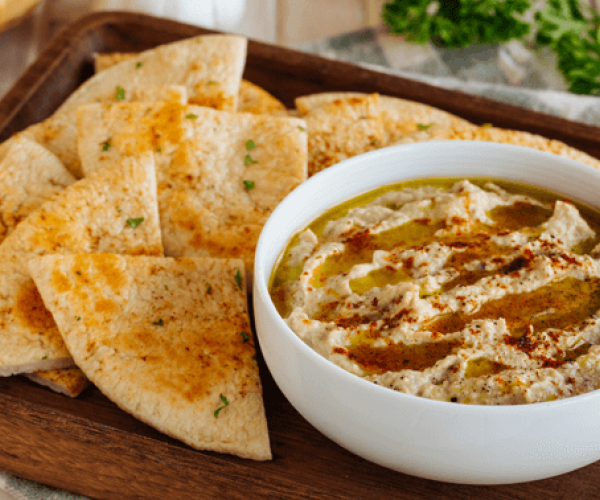 Creamy Roasted Excitingly Good Eggplant Dip
