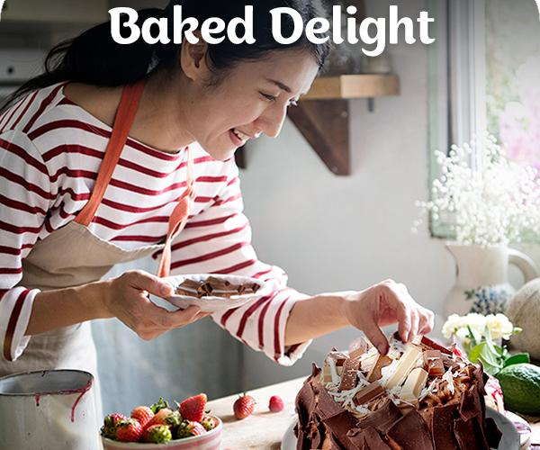 Baked Delight
