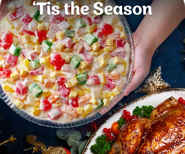 traditional christmas recipe ideas with a creamy twist