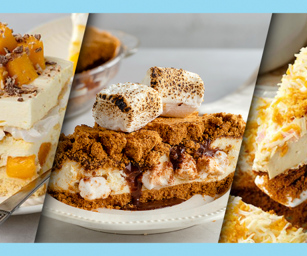 Turn Your Creamy Ref Cake Around with These 8 New Flavors