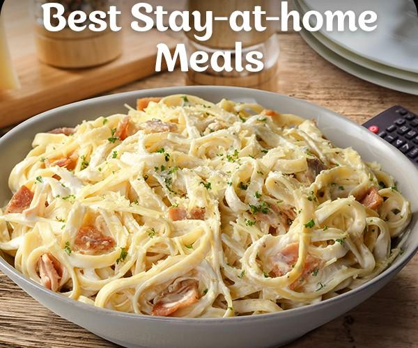 Best Stay-at-home Meals