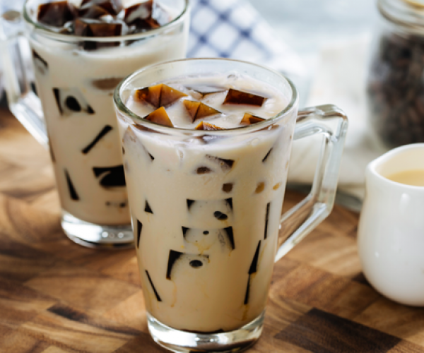 Coffee Jelly Delight