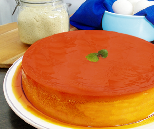Amazingly Creamy Leche Flan (Party Size)