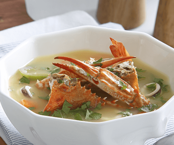 Truly Hearty Seafood Cream Soup